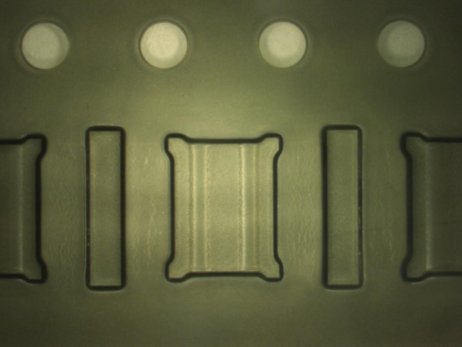透明導電キャリアテープ