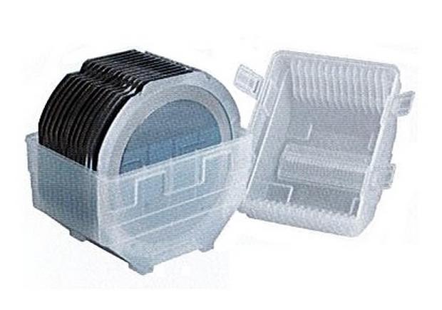 8インチ用テープフレーム対応   (縦置タイプ)ウェハーケース